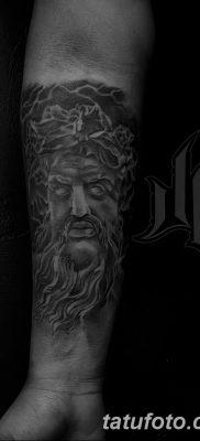 Фото тату Зевс от 08.08.2018 №188 – tattoo Zeus – tatufoto.com