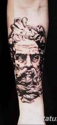 Фото тату Зевс от 08.08.2018 №189 – tattoo Zeus – tatufoto.com