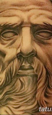 Фото тату Зевс от 08.08.2018 №190 – tattoo Zeus – tatufoto.com