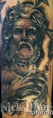 Фото тату Зевс от 08.08.2018 №192 – tattoo Zeus – tatufoto.com