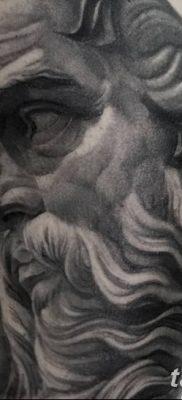 Фото тату Зевс от 08.08.2018 №194 – tattoo Zeus – tatufoto.com