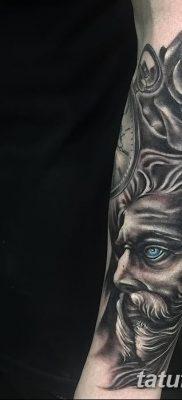 Фото тату Зевс от 08.08.2018 №195 – tattoo Zeus – tatufoto.com