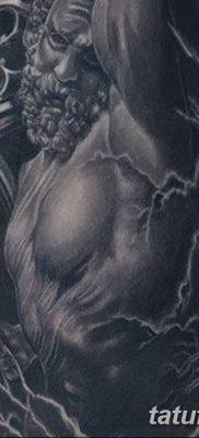 Фото тату Зевс от 08.08.2018 №196 – tattoo Zeus – tatufoto.com
