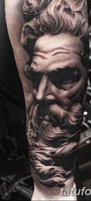 Фото тату Зевс от 08.08.2018 №197 – tattoo Zeus – tatufoto.com