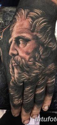 Фото тату Зевс от 08.08.2018 №198 – tattoo Zeus – tatufoto.com