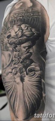 Фото тату Зевс от 08.08.2018 №200 – tattoo Zeus – tatufoto.com