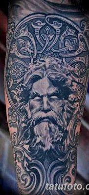 Фото тату Зевс от 08.08.2018 №201 – tattoo Zeus – tatufoto.com