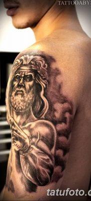 Фото тату Зевс от 08.08.2018 №203 – tattoo Zeus – tatufoto.com
