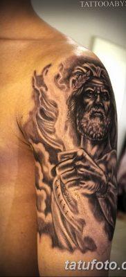 Фото тату Зевс от 08.08.2018 №204 – tattoo Zeus – tatufoto.com