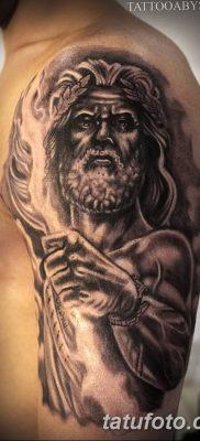 Фото тату Зевс от 08.08.2018 №205 – tattoo Zeus – tatufoto.com