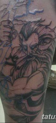 Фото тату Зевс от 08.08.2018 №209 – tattoo Zeus – tatufoto.com