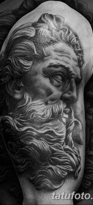 Фото тату Зевс от 08.08.2018 №211 – tattoo Zeus – tatufoto.com