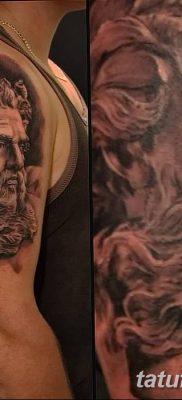 Фото тату Зевс от 08.08.2018 №213 – tattoo Zeus – tatufoto.com