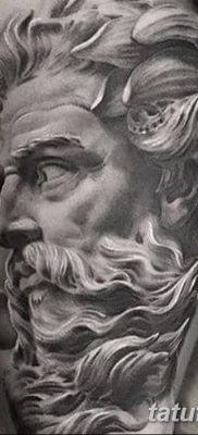 Фото тату Зевс от 08.08.2018 №214 – tattoo Zeus – tatufoto.com