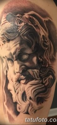 Фото тату Зевс от 08.08.2018 №216 – tattoo Zeus – tatufoto.com