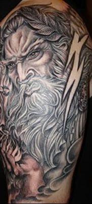 Фото тату Зевс от 08.08.2018 №217 – tattoo Zeus – tatufoto.com