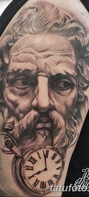 Фото тату Зевс от 08.08.2018 №218 – tattoo Zeus – tatufoto.com