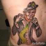 Фото тату Лепрекон от 04.08.2018 №083 - Leprechaun Tattoo - tatufoto.com