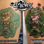 Фото тату Лепрекон от 04.08.2018 №126 - Leprechaun Tattoo - tatufoto.com