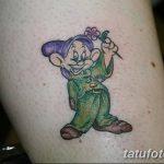 Фото тату Лепрекон от 04.08.2018 №143 - Leprechaun Tattoo - tatufoto.com