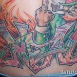 Фото тату Лепрекон от 04.08.2018 №164 - Leprechaun Tattoo - tatufoto.com