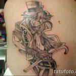 Фото тату Лепрекон от 04.08.2018 №170 - Leprechaun Tattoo - tatufoto.com