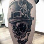 Фото тату Лепрекон от 04.08.2018 №174 - Leprechaun Tattoo - tatufoto.com