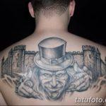 Фото тату Лепрекон от 04.08.2018 №182 - Leprechaun Tattoo - tatufoto.com