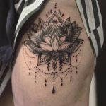 Фото тату бусы 25.08.2018 №170 - tattoo beads - tatufoto.com