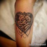 Фото тату бусы 25.08.2018 №183 - tattoo beads - tatufoto.com