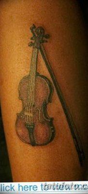 Фото тату виолончель от 04.08.2018 №020 – tattoo cello – tatufoto.com