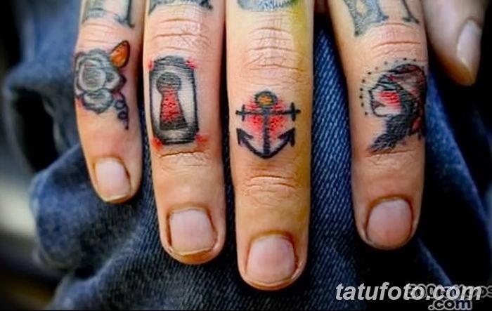 Фото тату замочная скважина 25.08.2018 №169 - keyhole tattoo - tatufoto.com