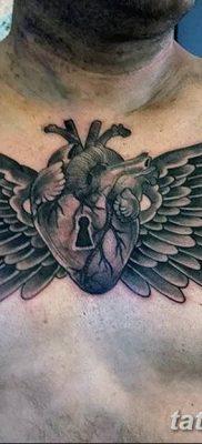 Фото тату замочная скважина 25.08.2018 №179 – keyhole tattoo – tatufoto.com