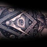 Фото тату колос пшеницы от 07.08.2018 №049 - tattoos ear of wheat - tatufoto.com
