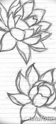 Flower Tattoo Drawings Lotus Tattoo Ideas | Tattoos | Pinterest