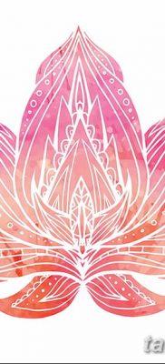 Фото тату лотос для девушки от 07.08.2018 №135 – lotus tattoo for girl – tatufoto.com