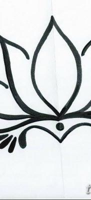 Lotus Flower Tattoo Drawing Ascending Lotus Tattoo | Tattoos – I