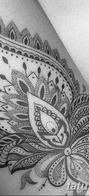 Фото тату лотос для девушки от 07.08.2018 №172 – lotus tattoo for girl – tatufoto.com