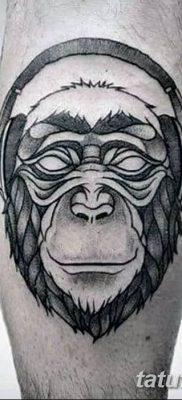 Фото тату наушники 28.08.2018 №127 – tattoo headphones – tatufoto.com