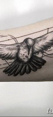 Фото тату птицы для девушек от 07.08.2018 №021 – bird tattoo for girls – tatufoto.com
