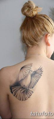 Фото тату птицы для девушек от 07.08.2018 №072 – bird tattoo for girls – tatufoto.com