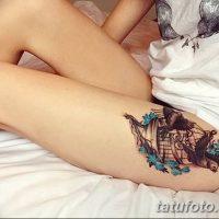 Значение тату птицы для девушек