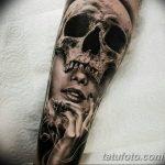 Фото черно-белые тату от 08.08.2018 №007 - black and white tattoos - tatufoto.com
