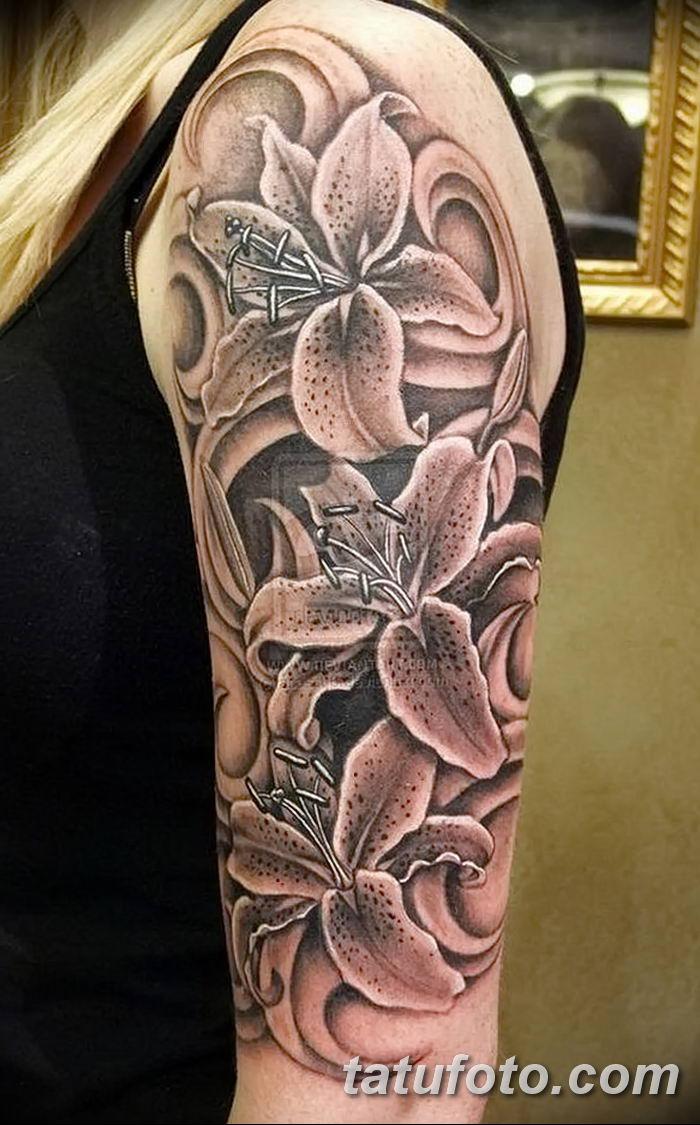 Фото черно-белые тату от 08.08.2018 №013 - black and white tattoos - tatufoto.com