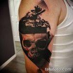 Фото черно-белые тату от 08.08.2018 №014 - black and white tattoos - tatufoto.com