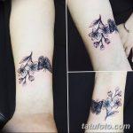 Фото черно-белые тату от 08.08.2018 №027 - black and white tattoos - tatufoto.com