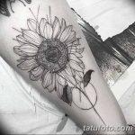 Фото черно-белые тату от 08.08.2018 №029 - black and white tattoos - tatufoto.com