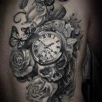Фото черно-белые тату от 08.08.2018 №042 - black and white tattoos - tatufoto.com