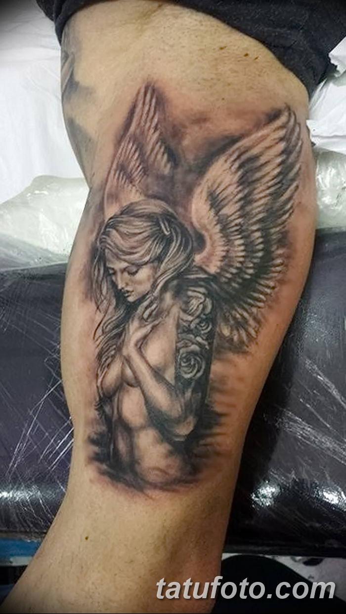 Фото черно-белые тату от 08.08.2018 №050 - black and white tattoos - tatufoto.com