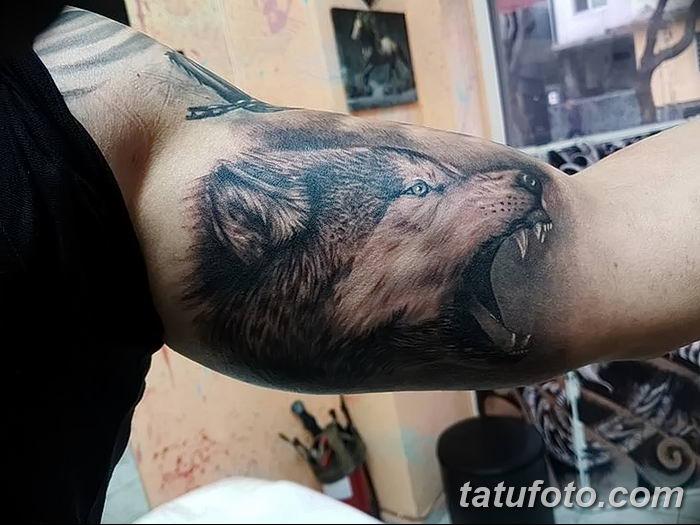 Фото черно-белые тату от 08.08.2018 №053 - black and white tattoos - tatufoto.com